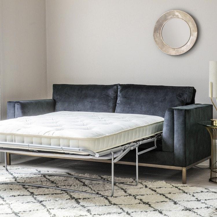 Fabric Luxury Sofa Bed