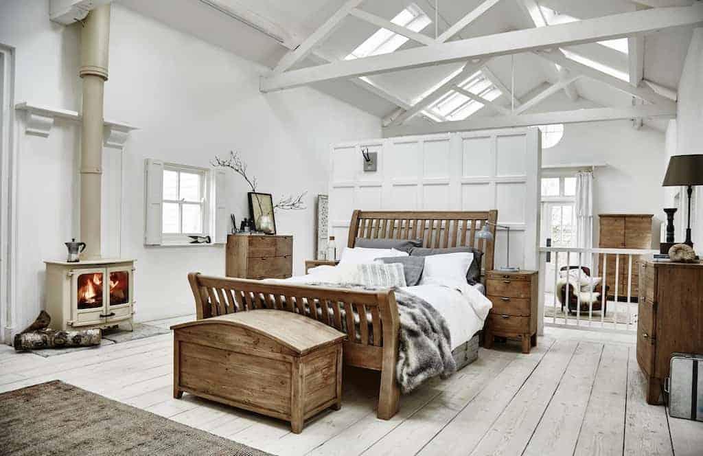 Bahamas Reclaimed Wood Blanket Chest   Love Home Living